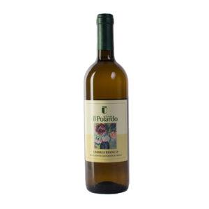 Vino bianco Tenuta il Polardo 2017
