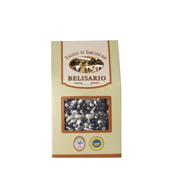 Cannellino nero legumi e fagioli di Sarconi Basilicata