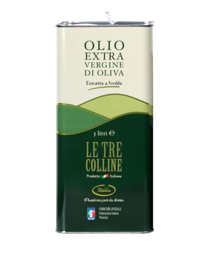 Telesca Azienda agricola Le tre colline Olio Extravergine di Oliva tanica 5L