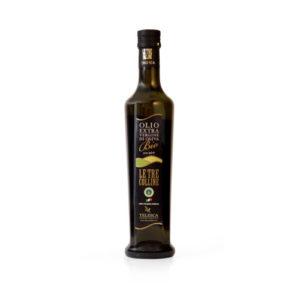 Olio Extravergine di oliva bio delle colline della Lucania