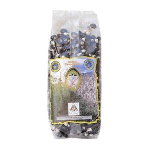 Munachedda nera fagioli di sarconi