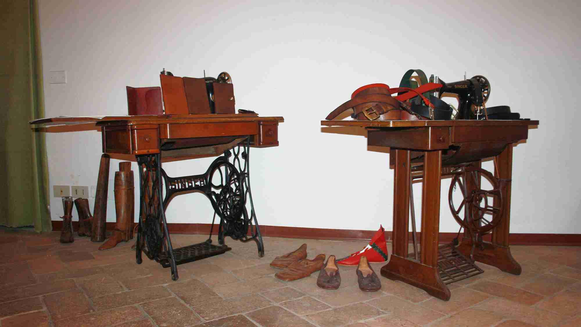 Laboratorio artigiano dei calzaioli