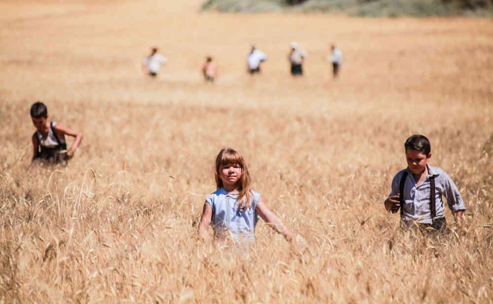 letrecolline-campo-grano con bimbi