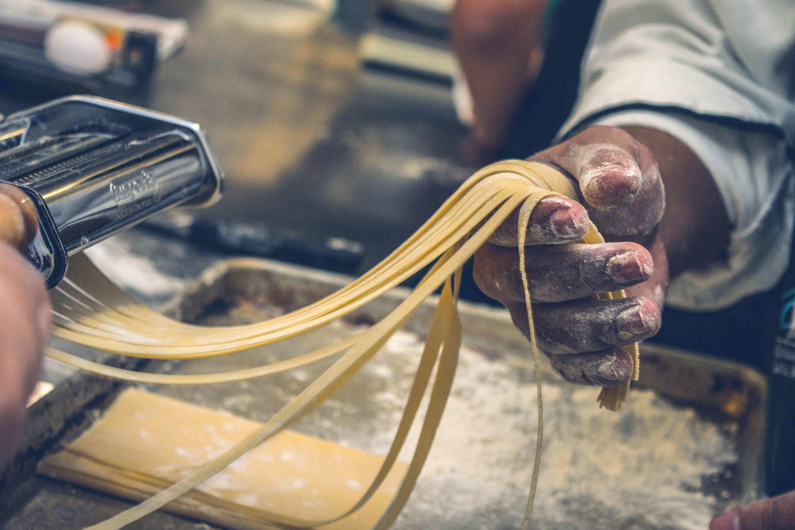 pasta grano duro italiano