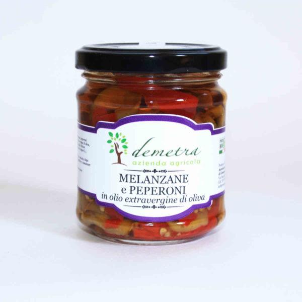 peperoni in vasetto sott olio