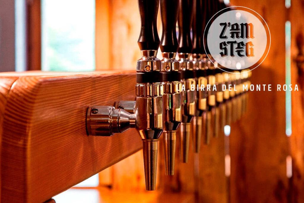 ZamSteg e la spillatrice di birra