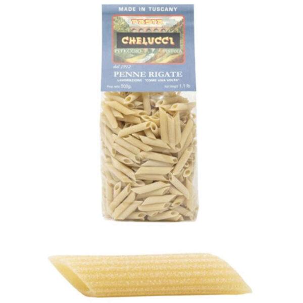 Penne rigate di grano duro toscano