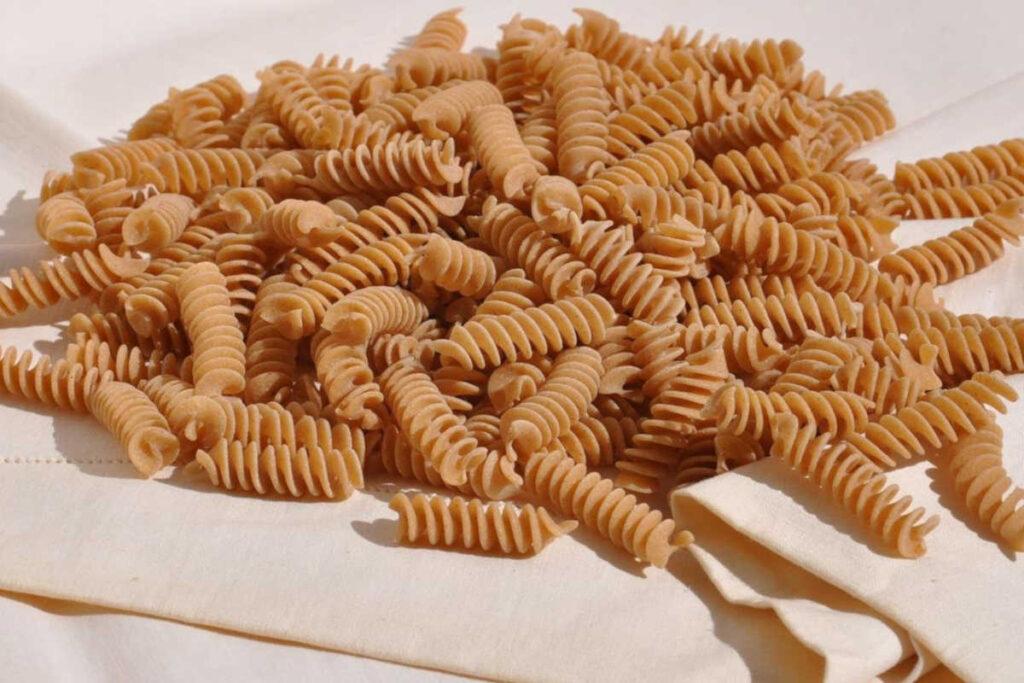 Pastificio chelucci Pasta di grano duro italiano fusilli