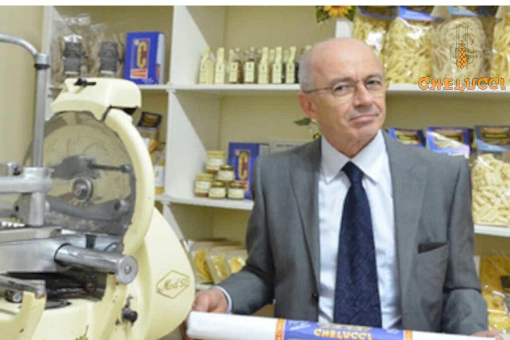 Pastificio Chelucci Giuseppe al negozio