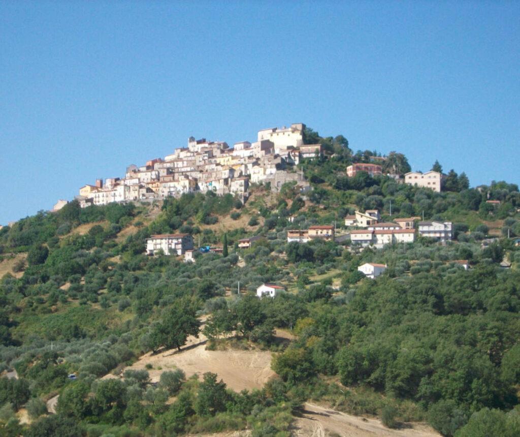 Frantoio CLAPS Missanello Basilicata Lucania
